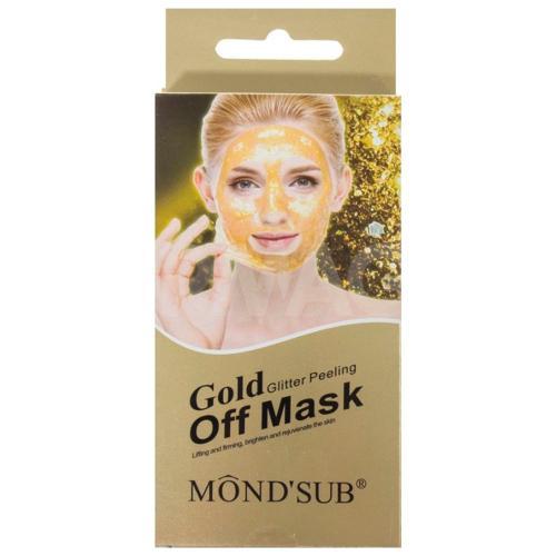 Мондсаб Маска-пленка для лица с блестками 8мл №5