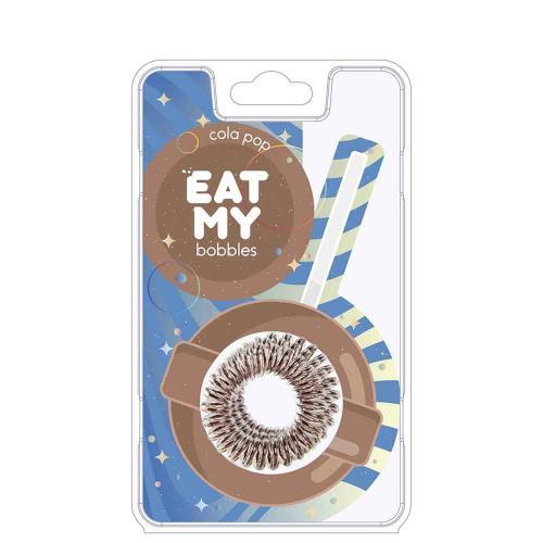 Eat My Bobbles Резинки для волос Сola pop - Леденец с колой 3 шт