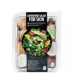 Superfood Salad For Skin Набор из 7 тканевых масок для кожи, потерявшей здоровое сияние