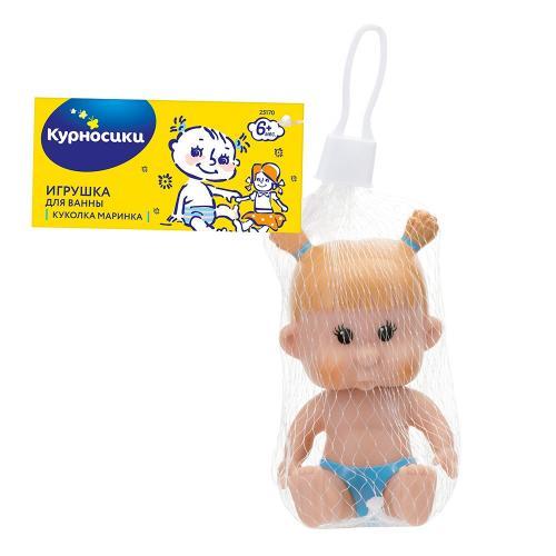 Курносики Игрушка для ванны Куколка Маринка