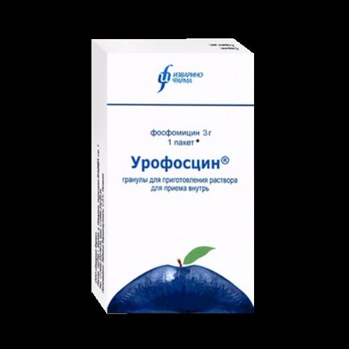 Урофосцин гранулы 3г №1