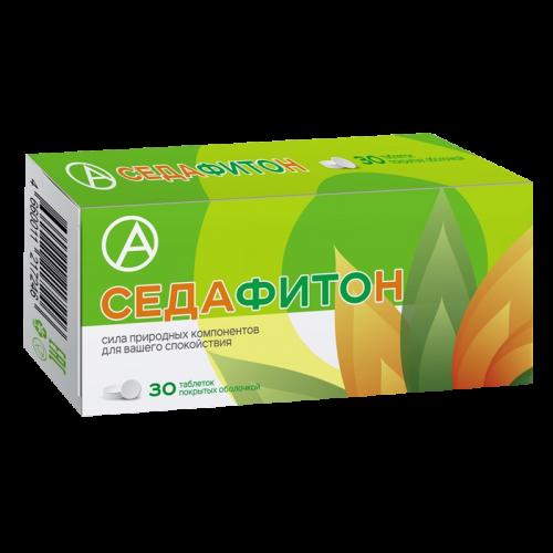 Седафитон (Фитоспокоин) таблетки №30