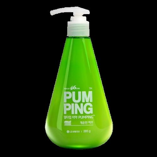 Perioe Pumping Зубная паста освежающая 285г