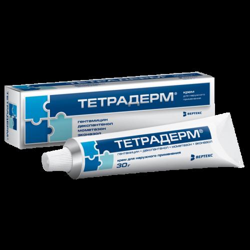 Тетрадерм крем 30г