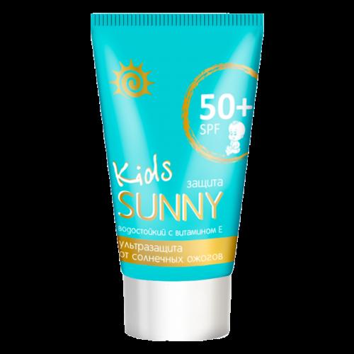 Санни Кидс Крем солнцезащитный детский SPF50+ 100мл