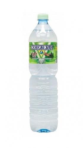 Сенежская Вода питьевая минеральная негазированная 1,5л