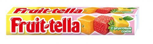 Фруттелла жевательные конфеты Радуга, 41