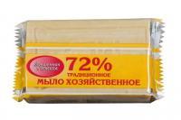 Мыло хозяйственное 72% 200г