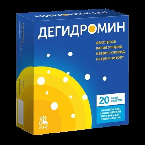 Дегидромин пакет-саше 9,45г №20