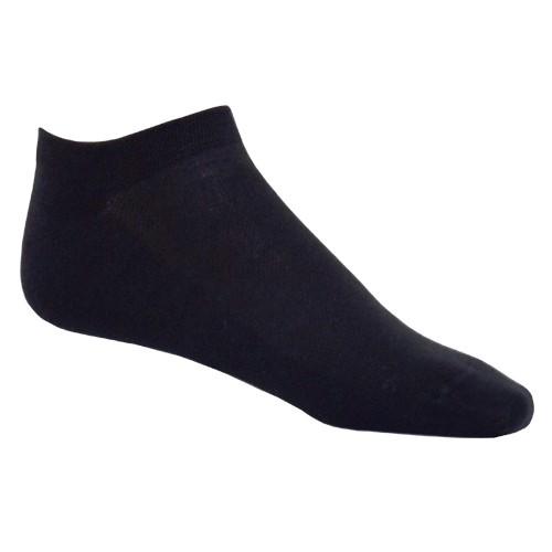 Носки Гигиена-Грибок черные спорт  р. 41-43 ( 25-27 см )