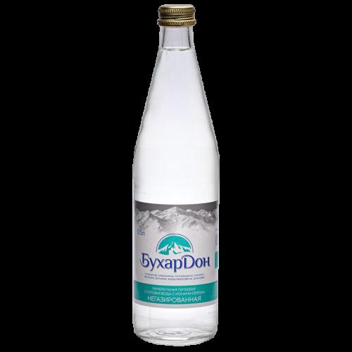 БухарДон Вода питьевая негазированная минеральная столовая 0,5л