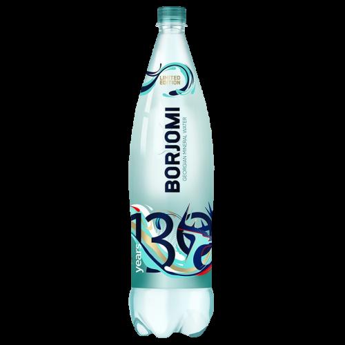 Вода минеральная  Боржоми 1,25л газированная