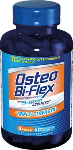 Остео би-флекс/Osteo Bi-Flex таблетки 1680мг №40