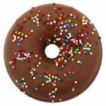 Бомбочка для ванн Пончик Шоколад 180г