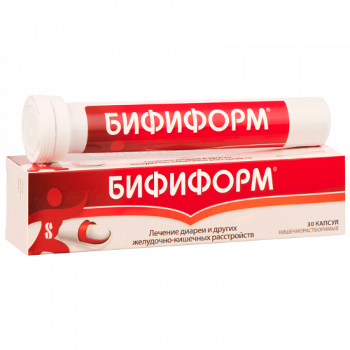 Бифиформ капсулы №30