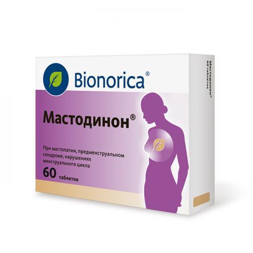 Мастодинон таблетки №60