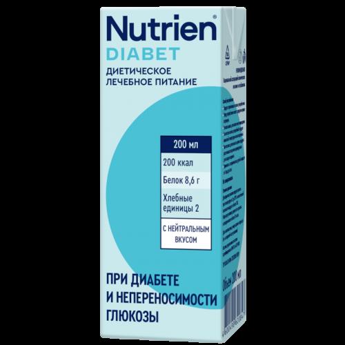 Нутриэн Диабет с нейтральным вкусом 200мл