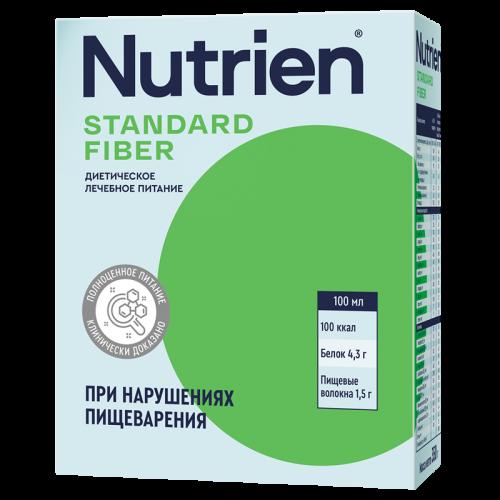 Нутриэн Стандарт с пищевыми волокнами Нейтральный вкус 350г