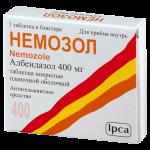 Немозол таблетки 400мг №1