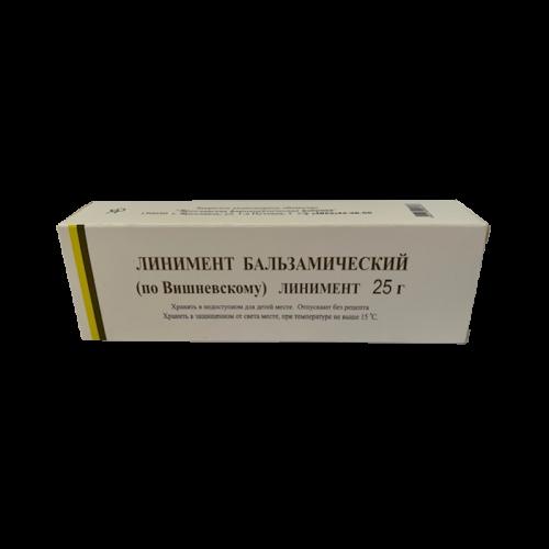 Вишневского линимент 25г