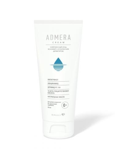 Адмера крем для ухода за сухой и чувствительной кожей для детей и взрослых 50мл
