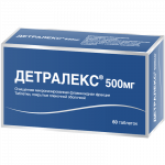 Детралекс таблетки 500мг №60