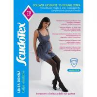 Колготки антиварикозные для беременных 15-18mmHg 70D беж. р.3 (476)