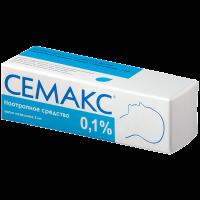 Семакс капли назальные 0,1% фл. 3мл