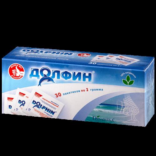 Долфин Средство для промывания носа для взрослых пaкетики №30