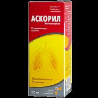 Аскорил сироп флакон 100мл