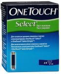 One Touch/ Ван Тач Тест-полоски Селект №50
