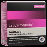 Леди-С формула Больше чем витамины капсулы №60