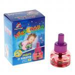Раптор Некусайка жидкость от комаров 30 ночей для детей