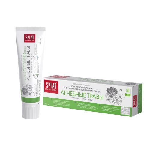 Сплат Зубная паста Профессионал Лечебные травы 100мл