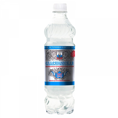 Минеральная вода Славяновская 1,5 пэт