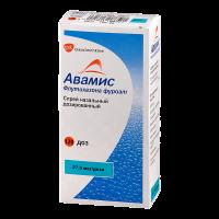 Авамис спрей назальный 27.5мкг/доза фл. 120доз