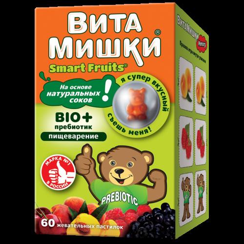 ВитаМишки Био плюс таблетки жевательные №60