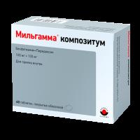 Мильгамма композитум таблетки №60