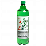 Вода минеральная лечебная Донат Mg газированная пластик 1л